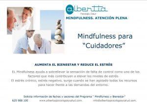 MINFULNESS CUIDADORES