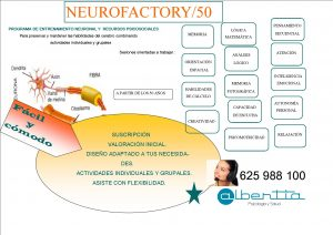 NEUROPACTORY+50 H