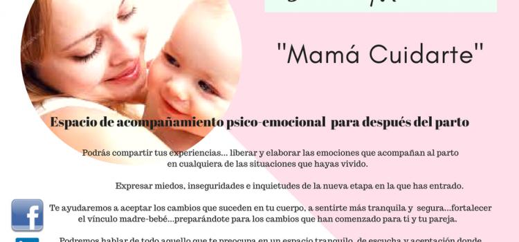 Neonat-Bienestar y Maternidad. Mamá Cuidarte