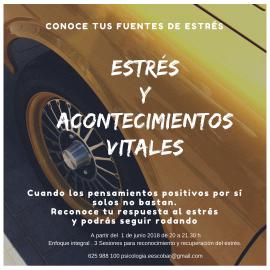 EXÍSTERE- ACONTECIMIENTOS VITALES Y ESTRÉS