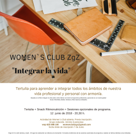 "WOMEN`S CLUB ""INTEGRAR LA VIDA"""