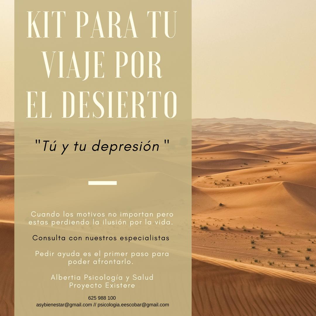 EXISTERE- TÚ Y TU DEPRESIÓN