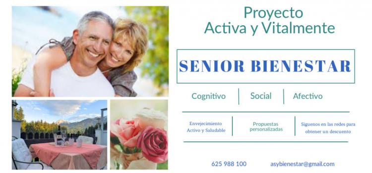 Envejecimiento Activo y Saludable con Èxito